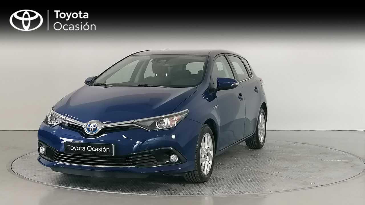 Toyota Auris ocasión segunda mano 2017 Híbrido por 14.990€ en Cádiz