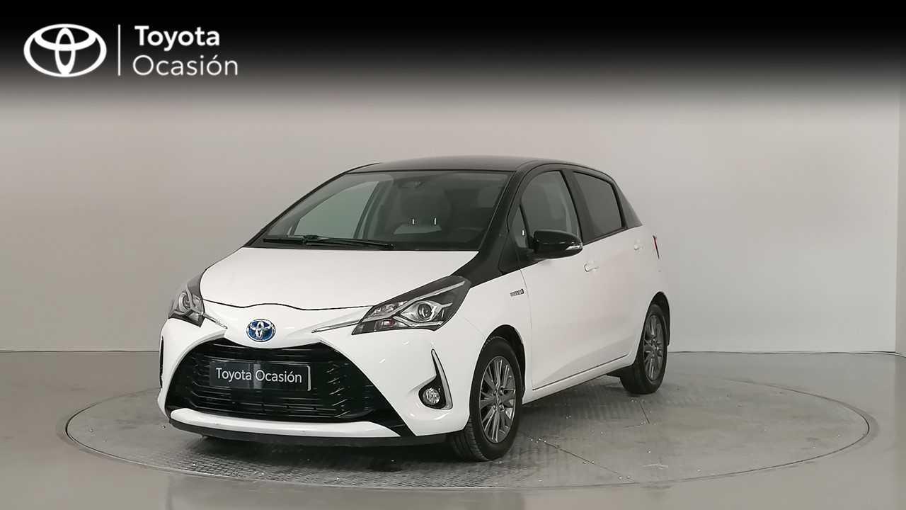 Toyota Yaris ocasión segunda mano 2017 Híbrido por 13.690€ en Cádiz