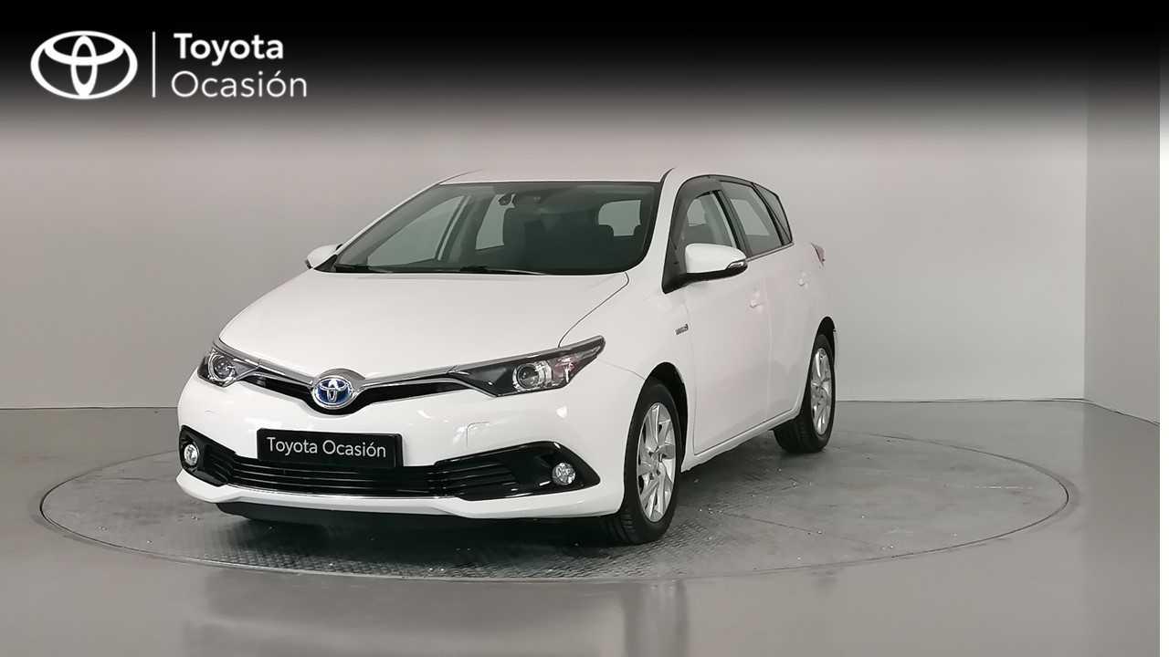 Toyota Auris ocasión segunda mano 2018 Híbrido por 15.790€ en Cádiz