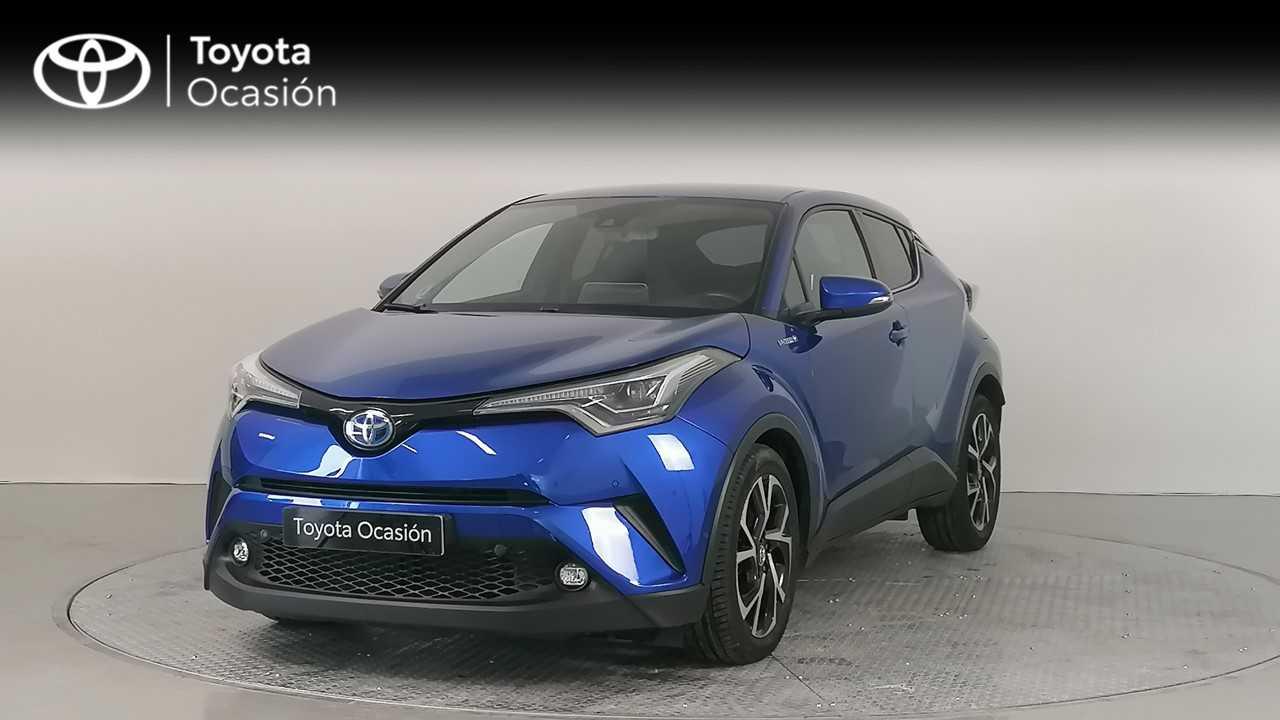 Toyota C-HR ocasión segunda mano 2018 Híbrido por 22.950€ en Cádiz