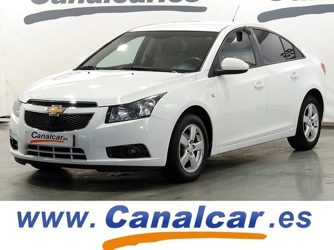 Foto Chevrolet Cruze 1