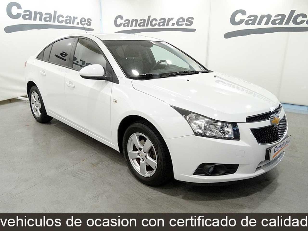 Foto Chevrolet Cruze 3