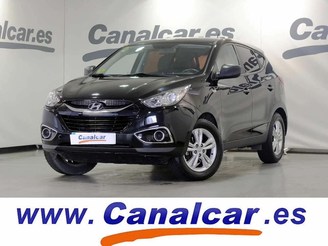 Hyundai ix35 Gasolina en Las Rozas de Madrid