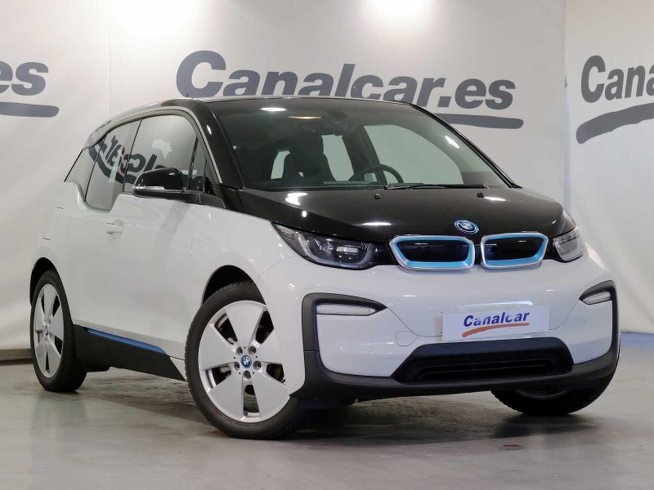 Foto BMW i3 2