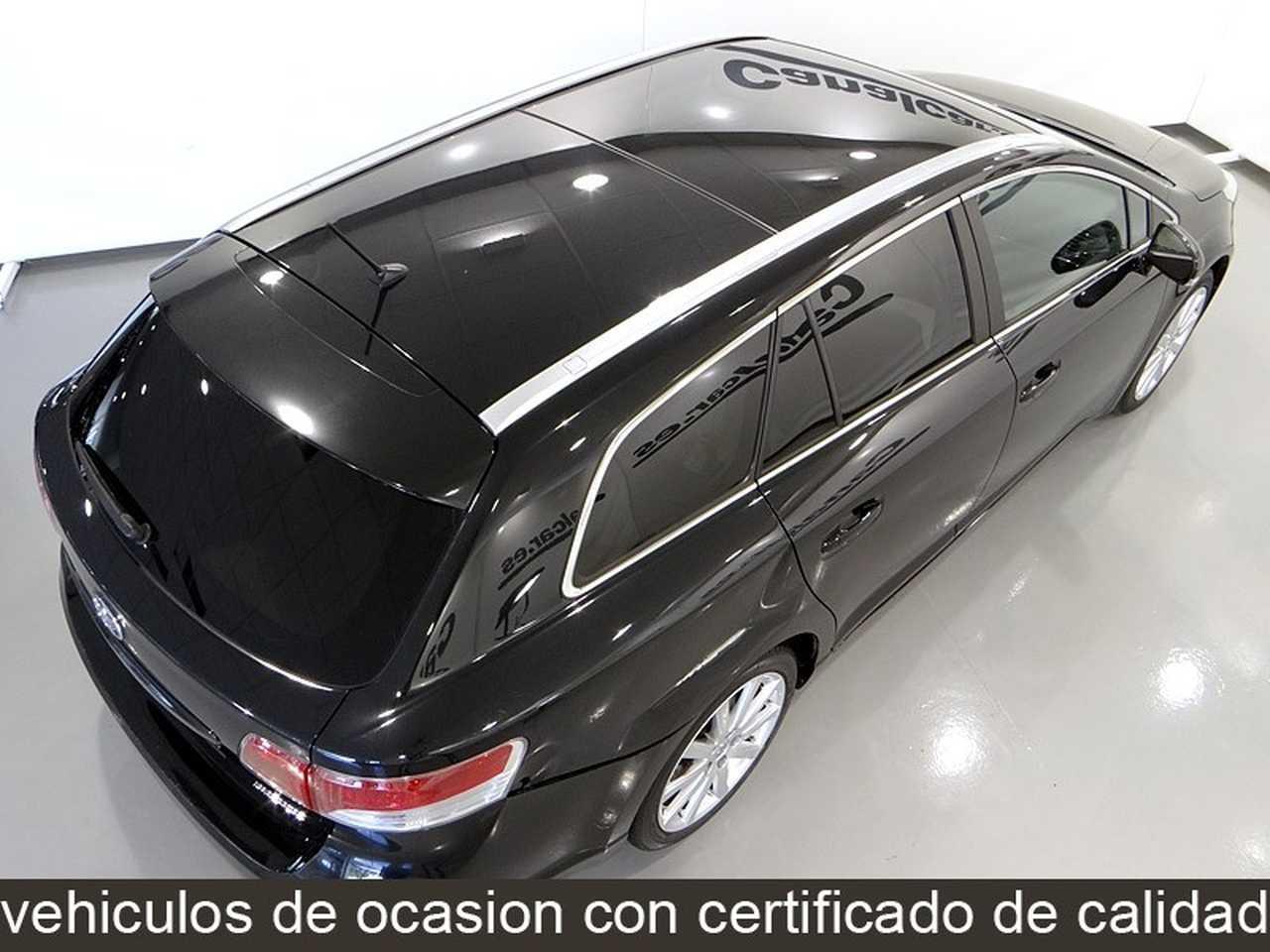 Foto Toyota Avensis 3