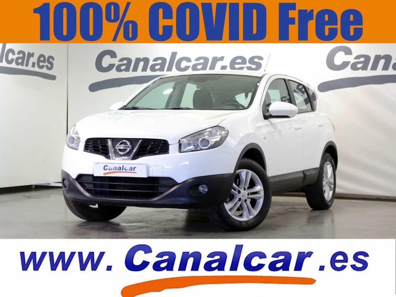 Nissan Qashqai Gasolina en Las Rozas de Madrid