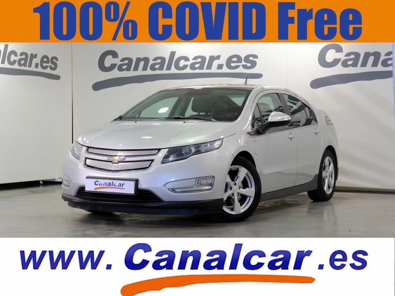 Chevrolet Volt Híbrido (Gasolina) en Las Rozas de Madrid