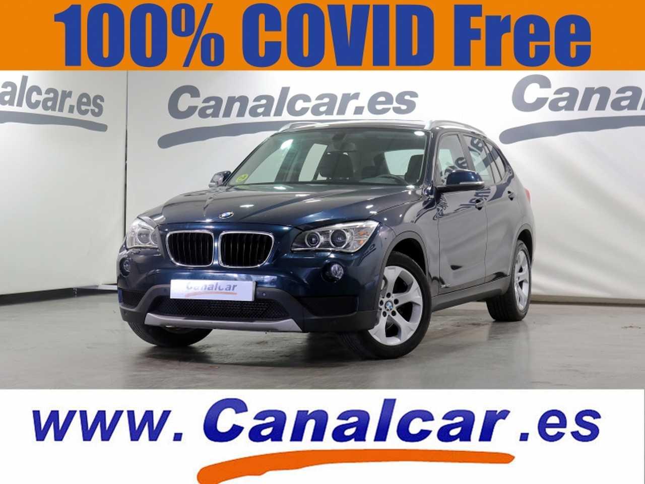 BMW X1 Diésel en Las Rozas de Madrid