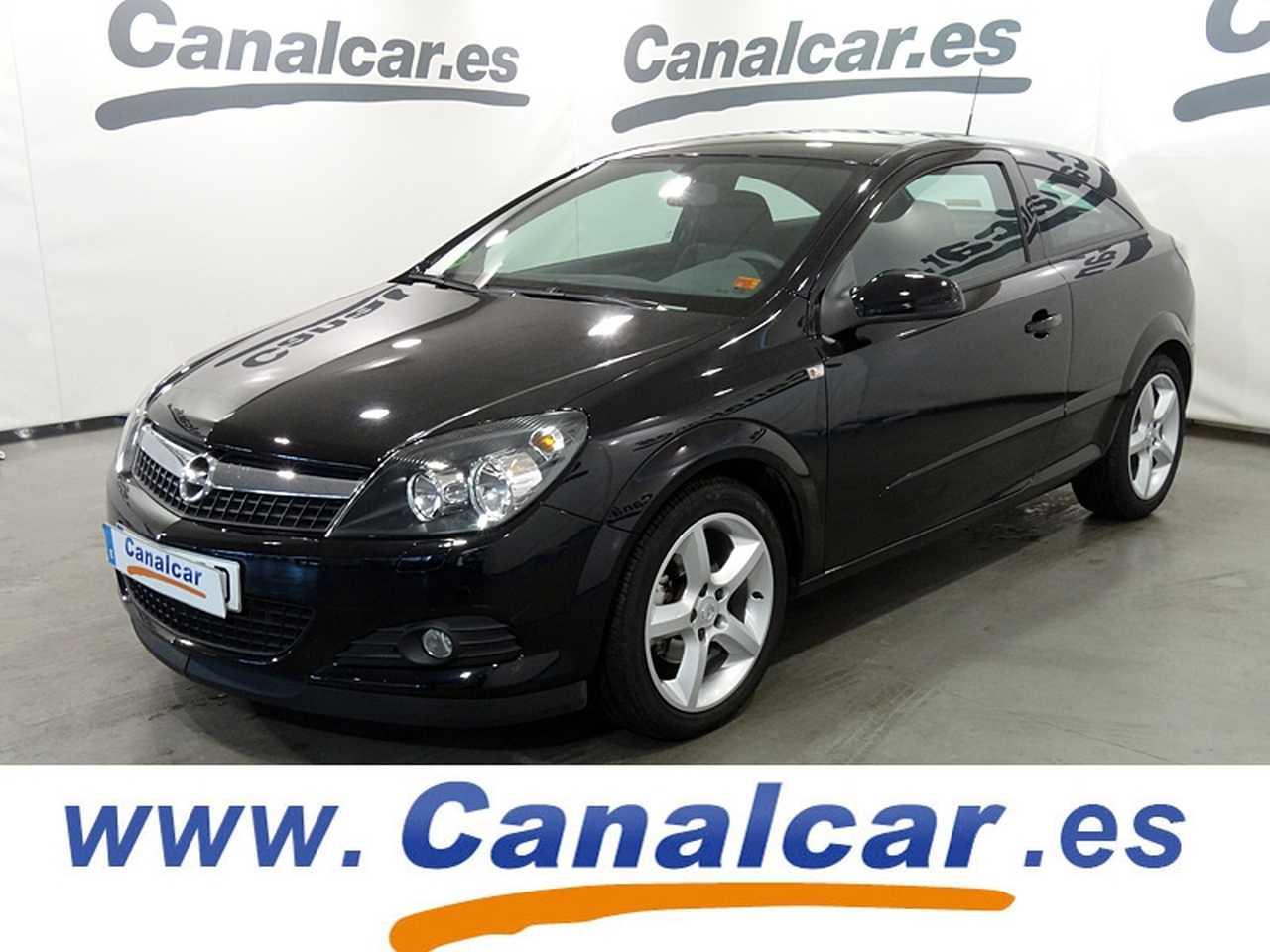 Opel Astra Gasolina en Las Rozas de Madrid