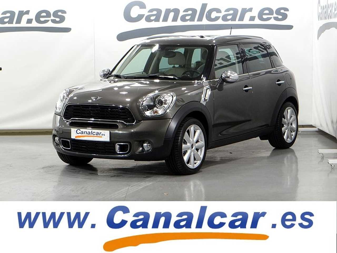 Mini Countryman Gasolina en Las Rozas de Madrid