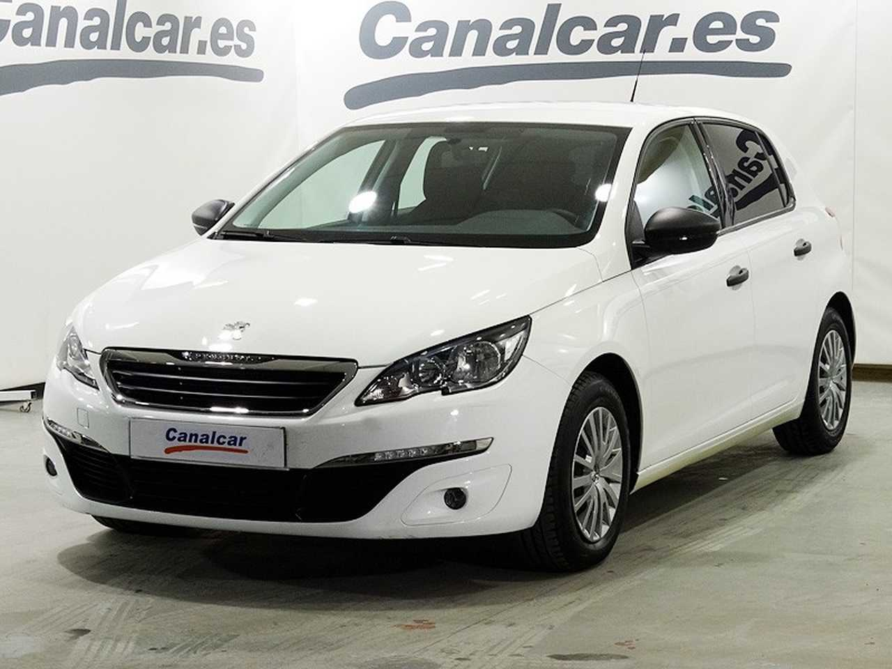 Peugeot 308 ocasión segunda mano 2015 Gasolina por 11.950€ en Madrid