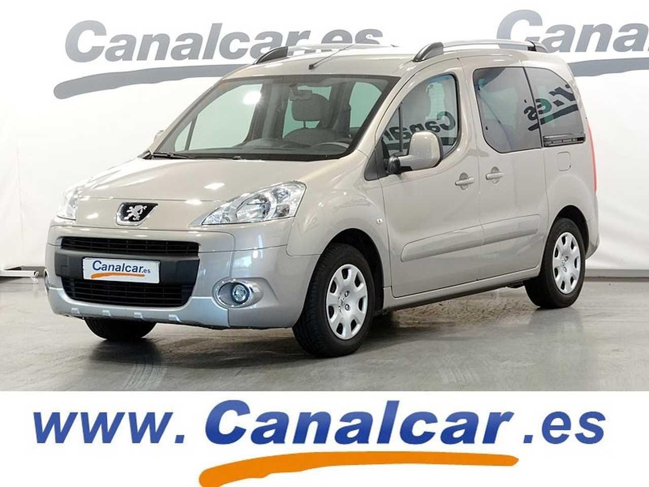 Peugeot Partner ocasión segunda mano 2012 Diésel por 6.975€ en Madrid