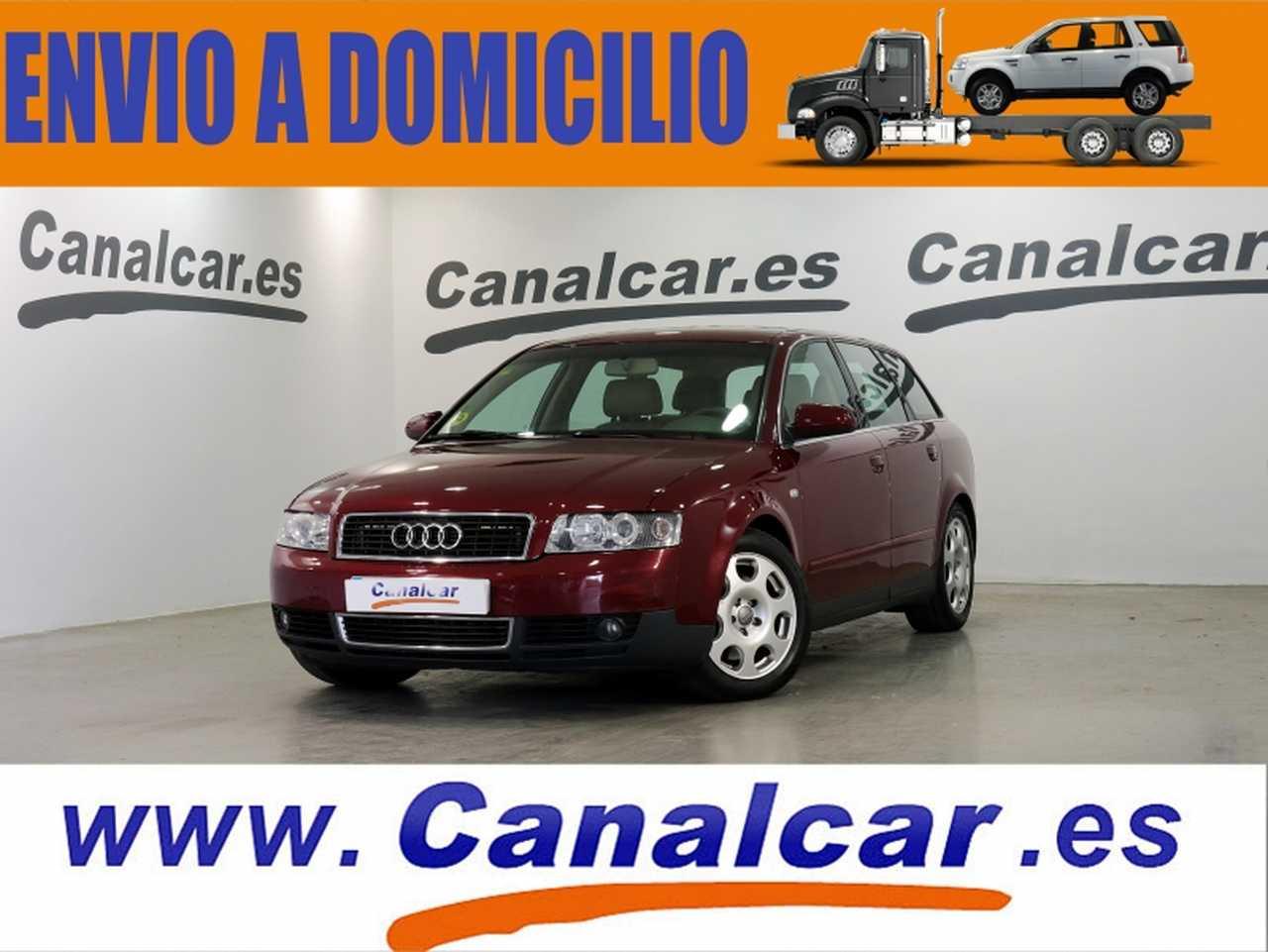 Audi A4 ocasión segunda mano 2004 Gasolina por 4.290€ en Madrid