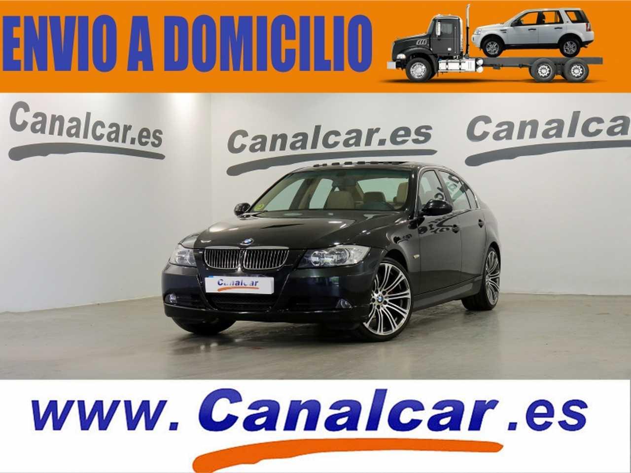 BMW Serie 3 ocasión segunda mano 2006 Diésel por 6.490€ en Madrid