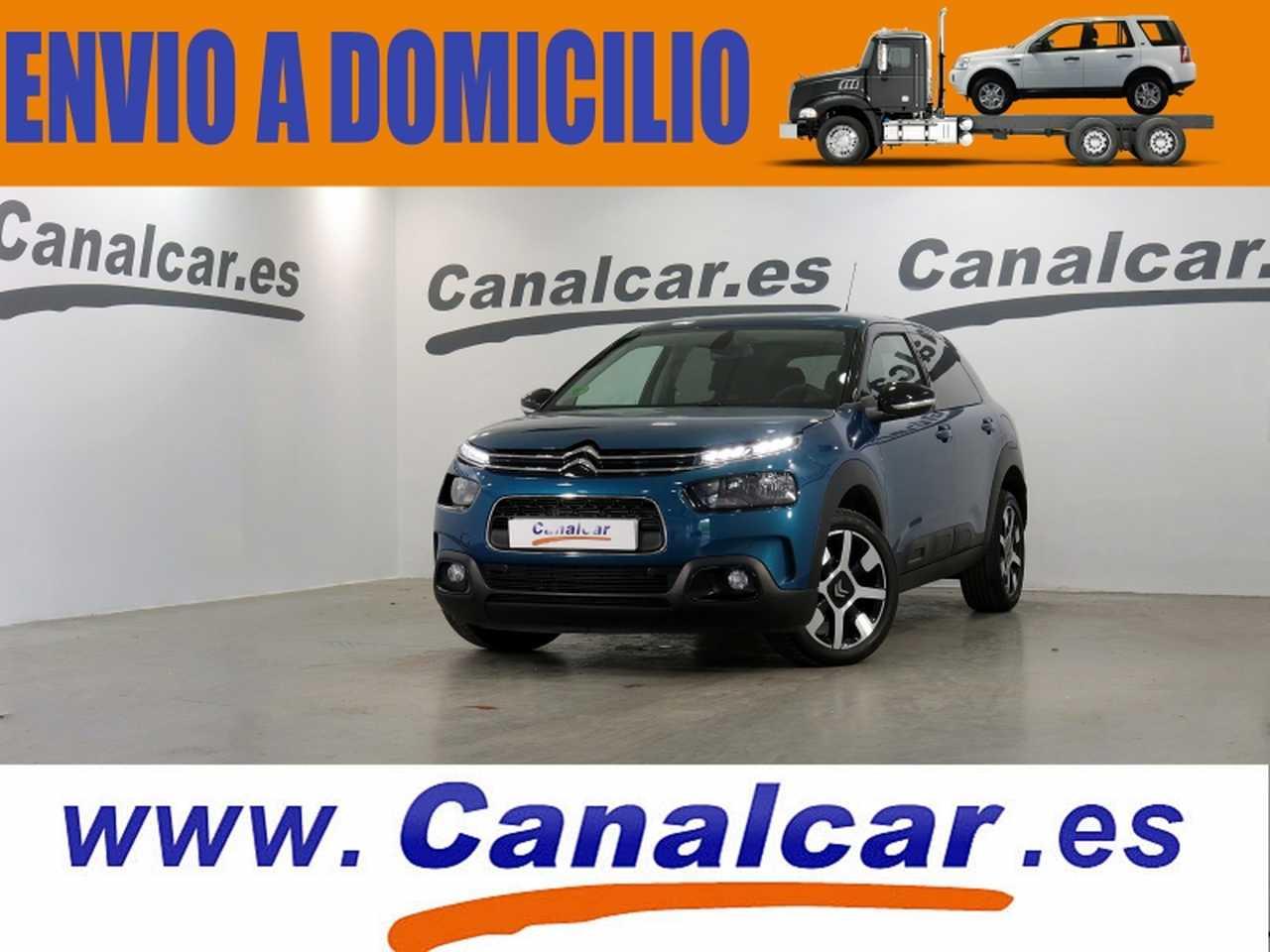 Citroën C4 Cactus ocasión segunda mano 2019 Gasolina por 13.290€ en Madrid