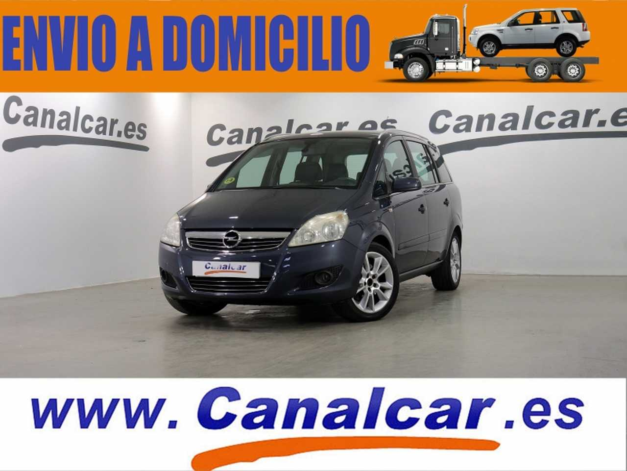 Opel Zafira ocasión segunda mano 2008 Diésel por 4.990€ en Madrid