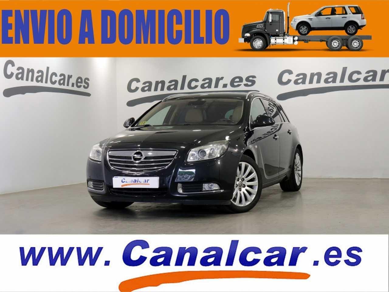 Opel Insignia  ocasión segunda mano 2010 Diésel por 6.990€ en Madrid