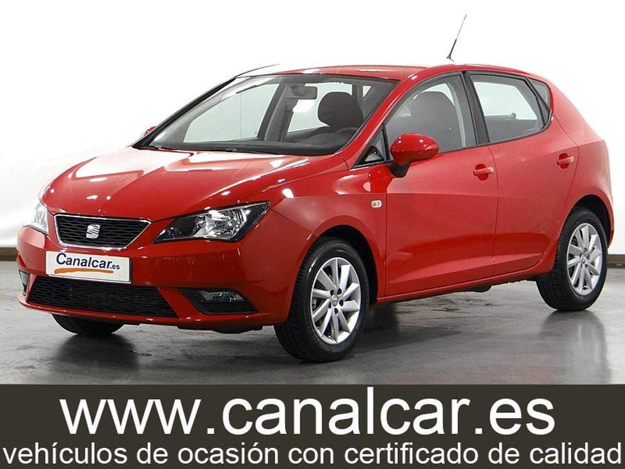 Seat Ibiza ocasión segunda mano 2012 Gasolina por 6.450€ en Madrid