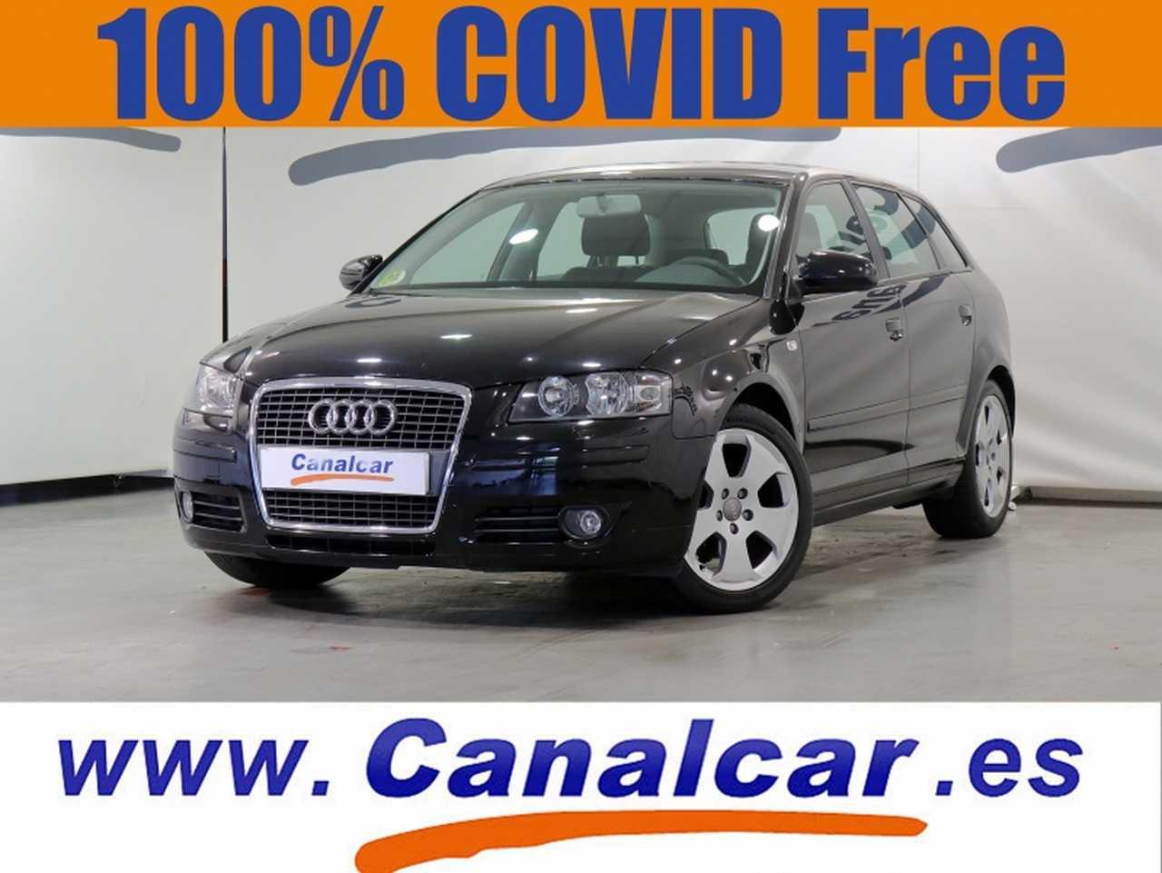 Audi A3 ocasión segunda mano 2009 Diésel por 7.425€ en Madrid