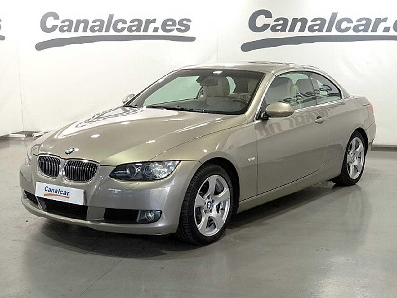 BMW Serie 3 ocasión segunda mano 2008 Gasolina por 12.995€ en Madrid