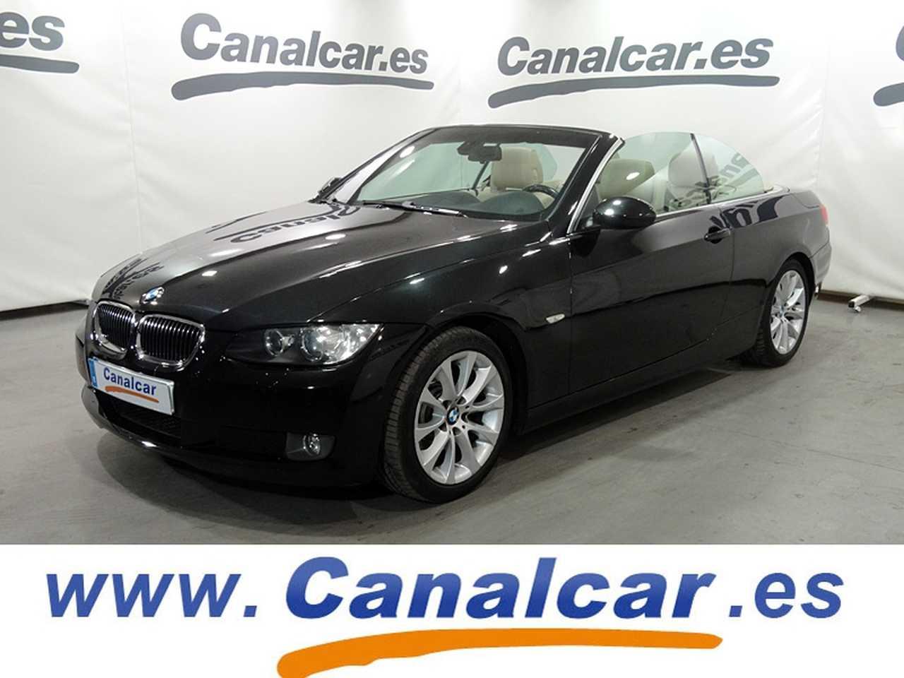 BMW Serie 3 ocasión segunda mano 2009 Gasolina por 13.455€ en Madrid