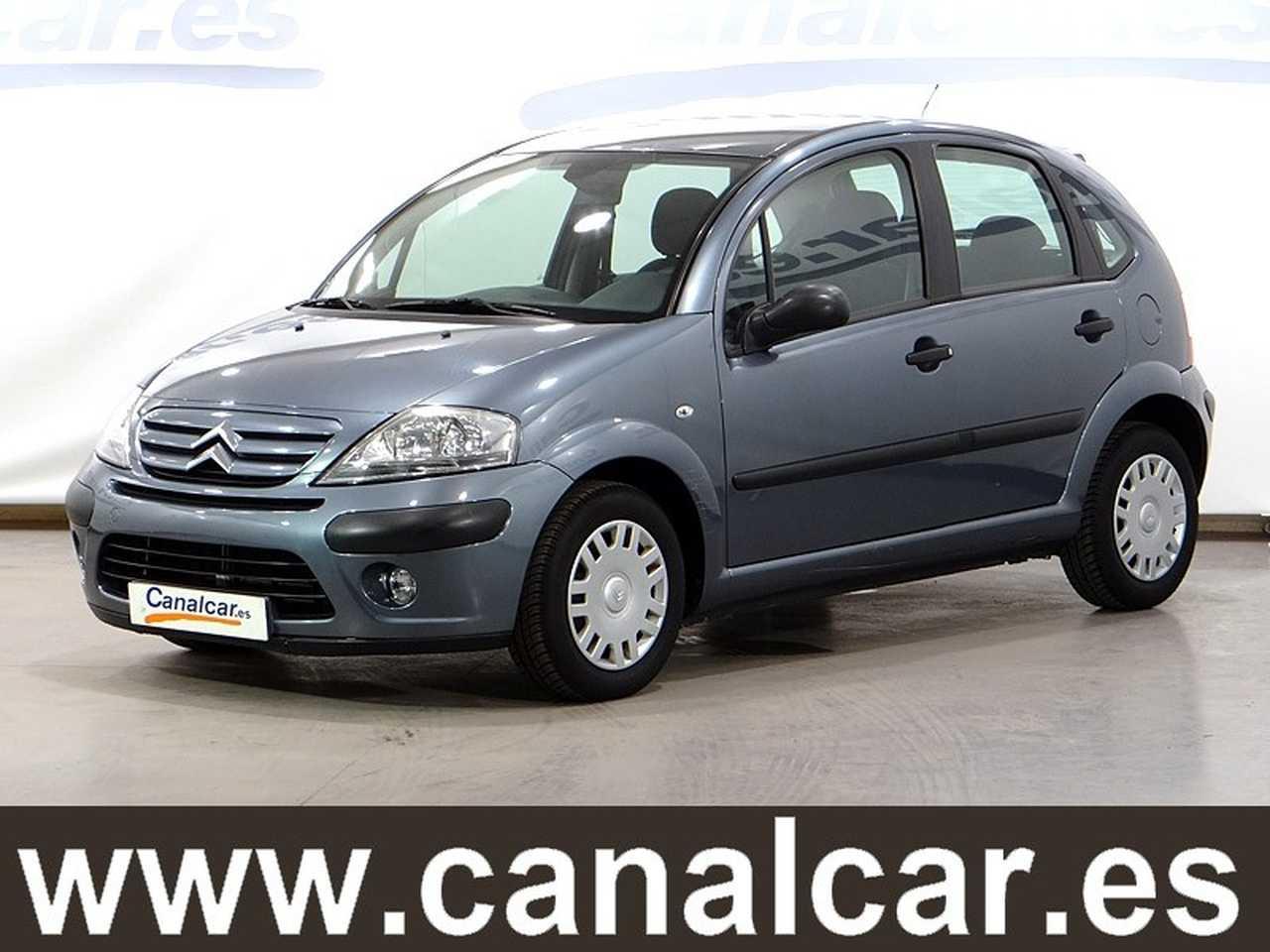 Citroën C3 ocasión segunda mano 2007 Gasolina por 3.175€ en Madrid
