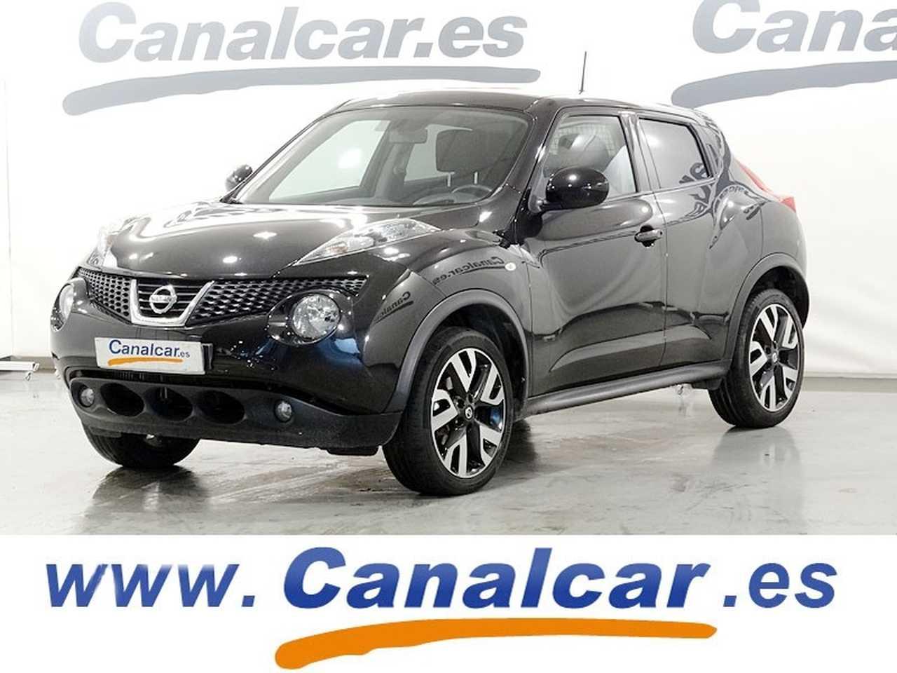 Nissan Juke ocasión segunda mano 2014 Diésel por 10.495€ en Madrid