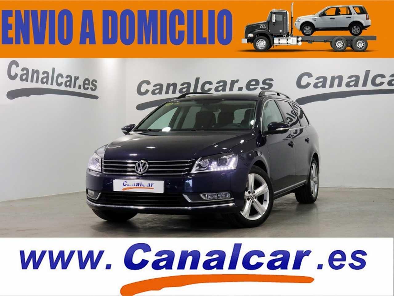 Volkswagen Passat ocasión segunda mano 2014 Diésel por 13.990€ en Madrid
