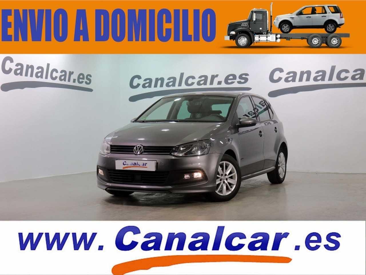 Array Volkswagen Polo 2015 Gasolina por 8.490€ en Madrid