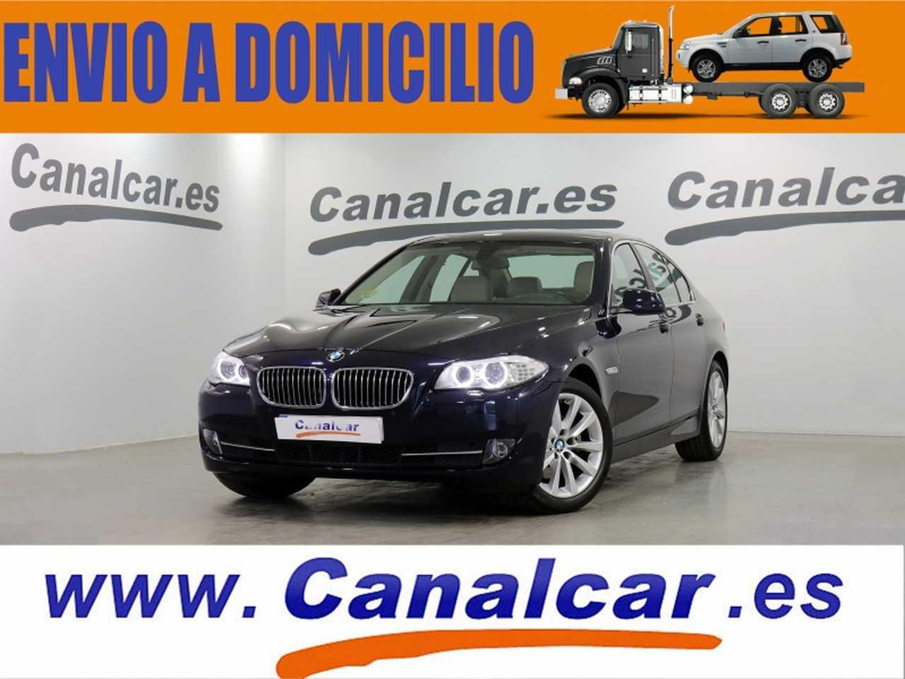 BMW Serie 5 ocasión segunda mano 2013 Diésel por 17.490€ en Madrid