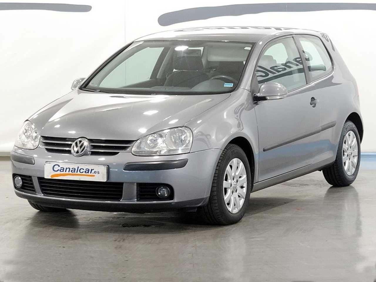 Volkswagen Golf ocasión segunda mano 2005 Diésel por 3.995€ en Madrid