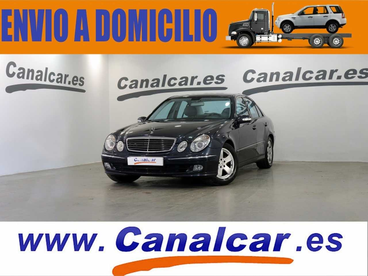 Mercedes Benz Clase E ocasión segunda mano 2004 Diésel por 6.990€ en Madrid