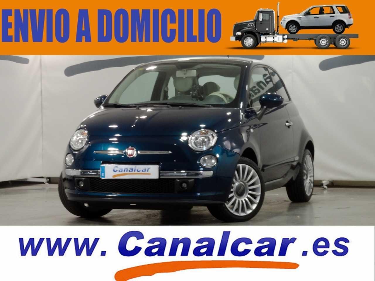 Fiat 500 ocasión segunda mano 2009 Gasolina por 4.290€ en Madrid