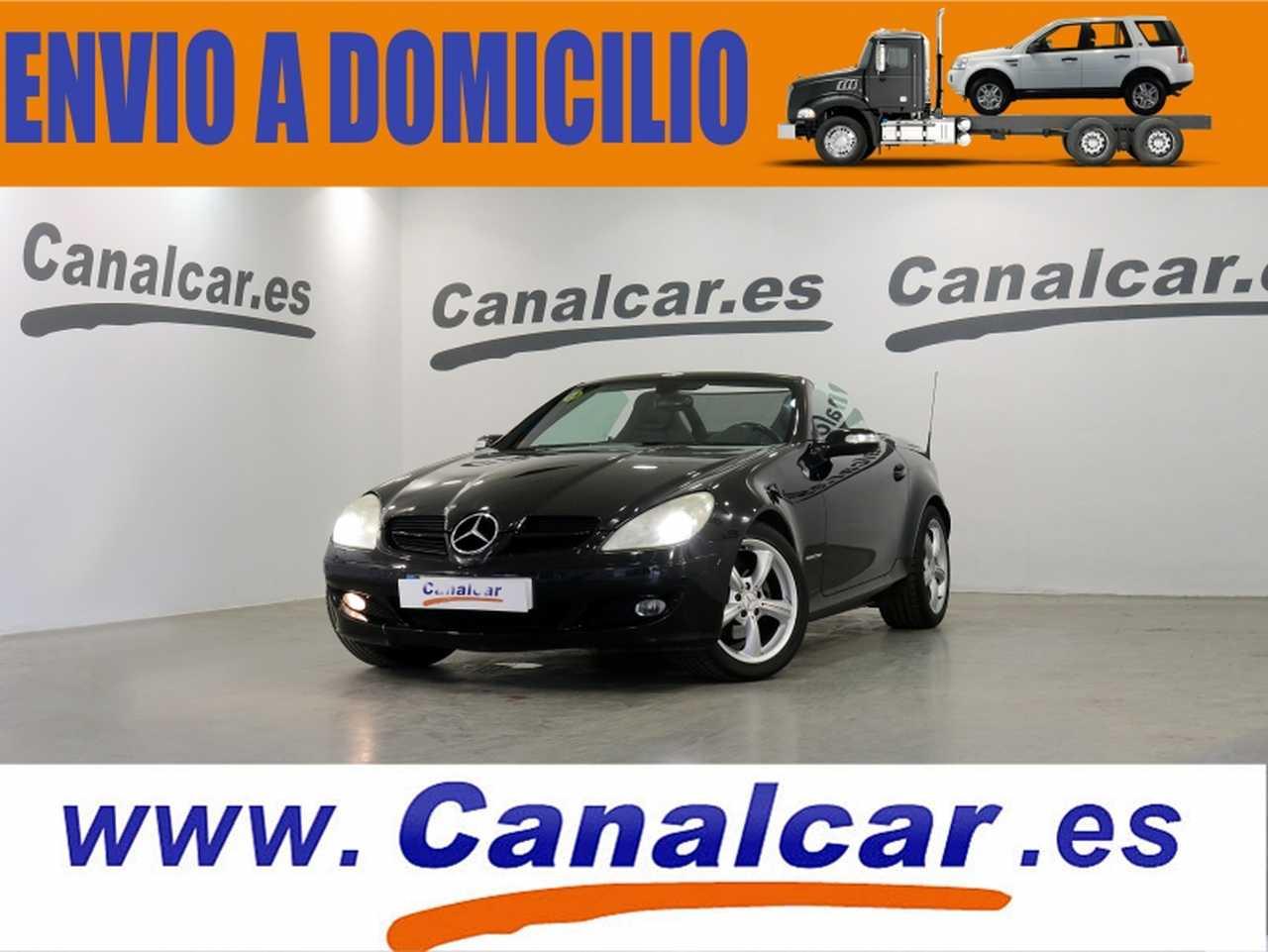 Mercedes Benz Clase SLK ocasión segunda mano 2004 Gasolina por 8.990€ en Madrid