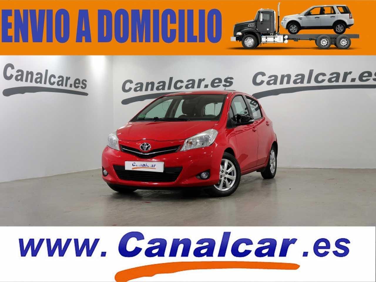 Toyota Yaris ocasión segunda mano 2013 Gasolina por 6.890€ en Madrid