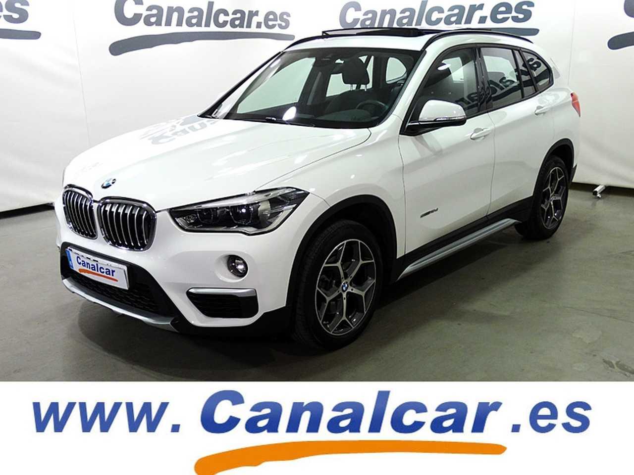 BMW X1 ocasión segunda mano 2016 Diésel por 19.995€ en Madrid