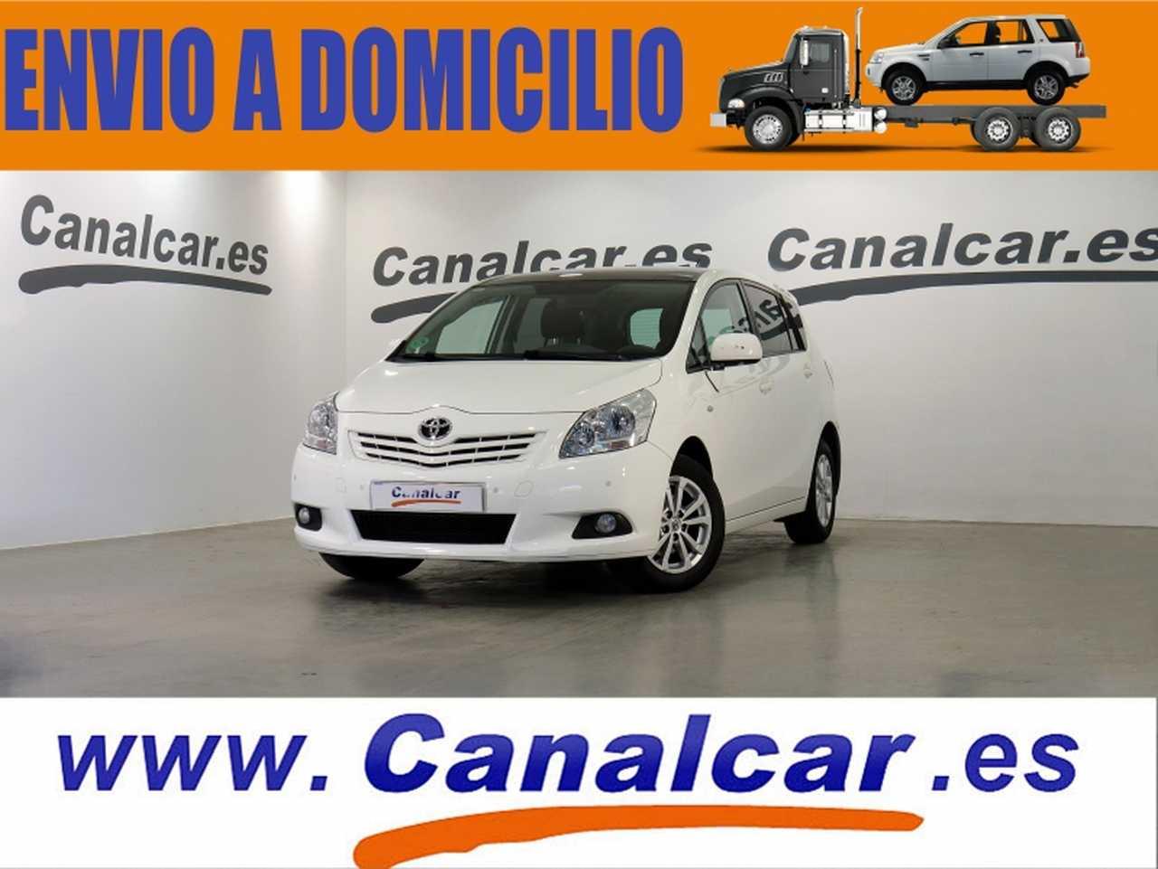 Toyota Verso ocasión segunda mano 2011 Gasolina por 7.990€ en Madrid