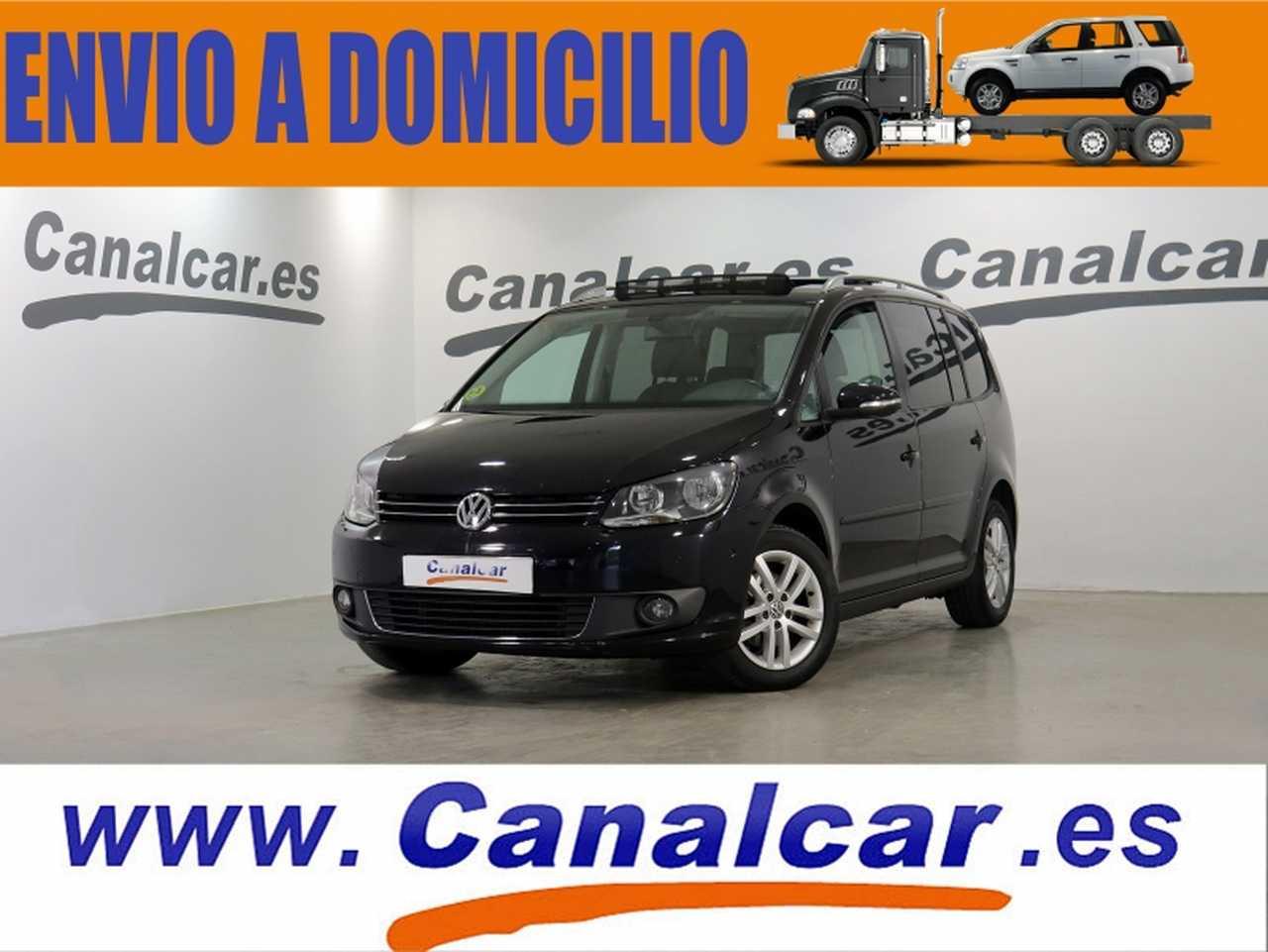 Volkswagen Touran ocasión segunda mano 2011 Diésel por 7.590€ en Madrid