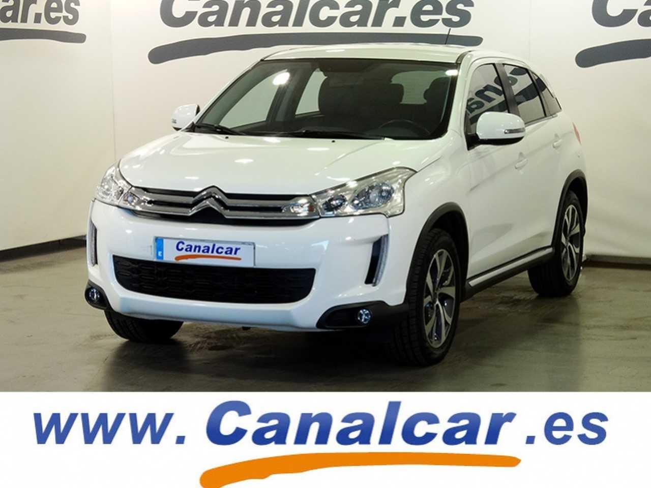 Citroën C4 Aircross ocasión segunda mano 2014 Diésel por 13.990€ en Madrid
