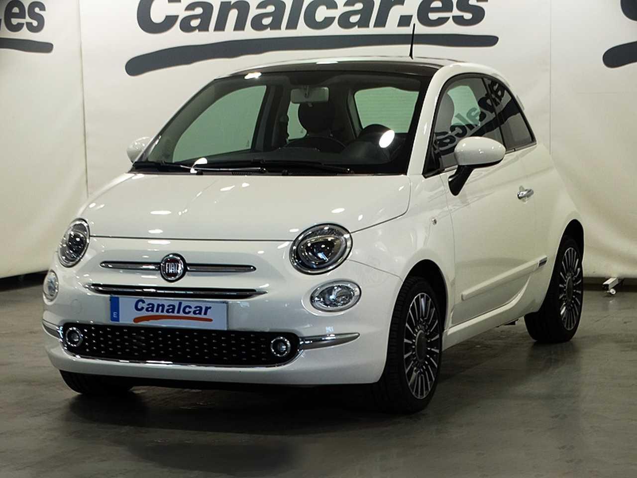Fiat 500 ocasión segunda mano 2016 Gasolina por 9.250€ en Madrid