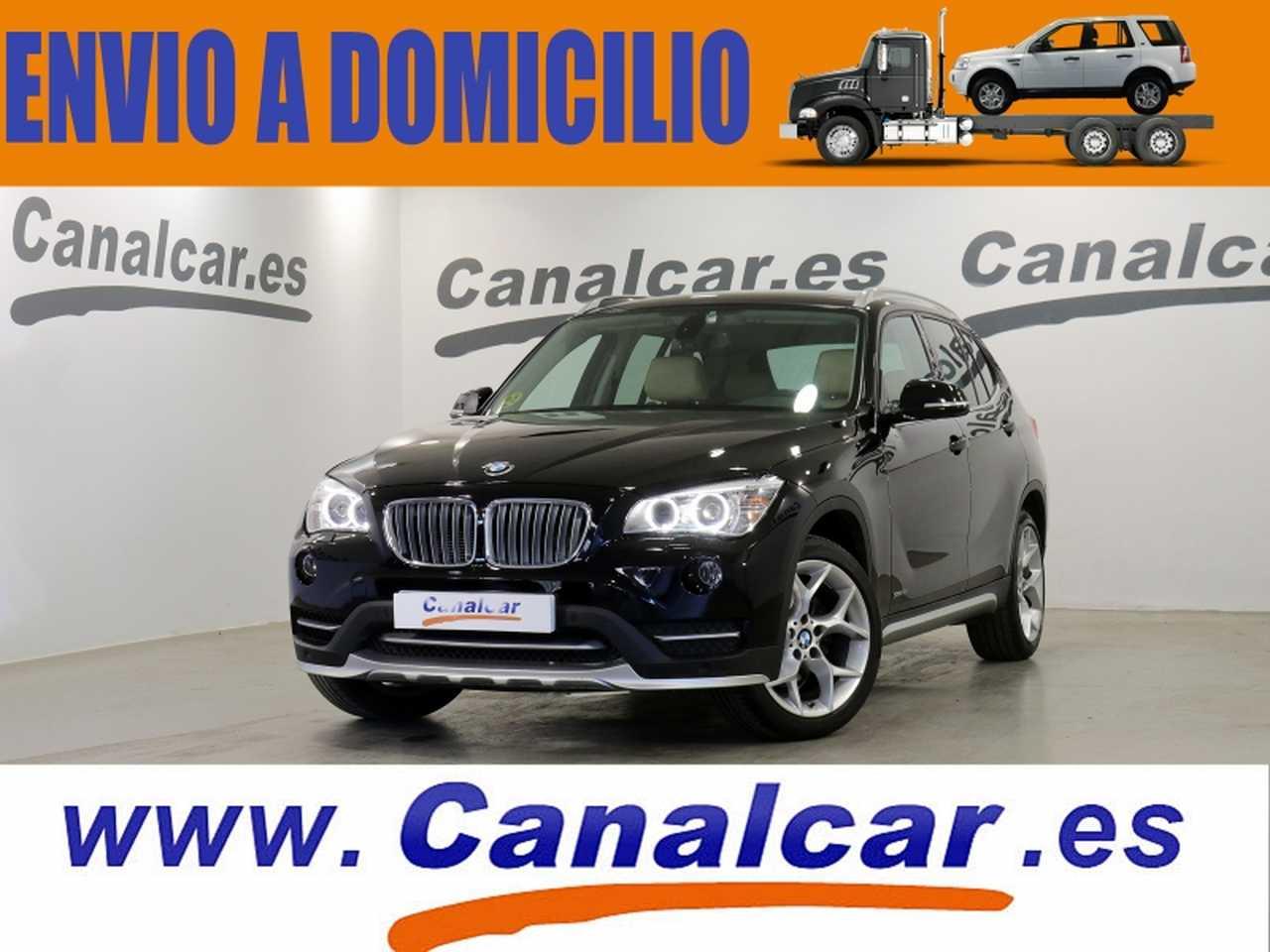 BMW X1 ocasión segunda mano 2015 Diésel por 17.990€ en Madrid