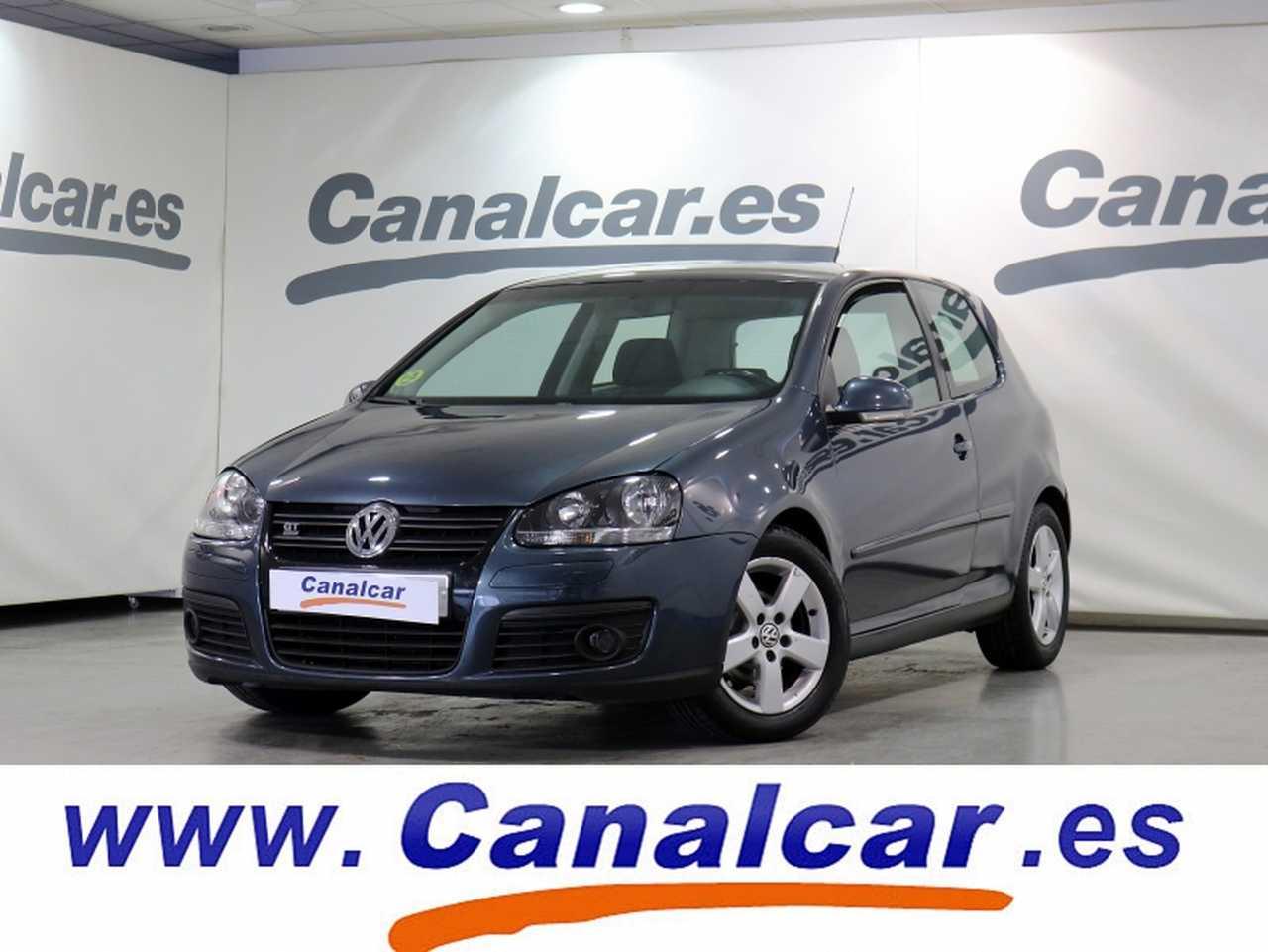 Volkswagen Golf ocasión segunda mano 2007 Diésel por 5.475€ en Madrid