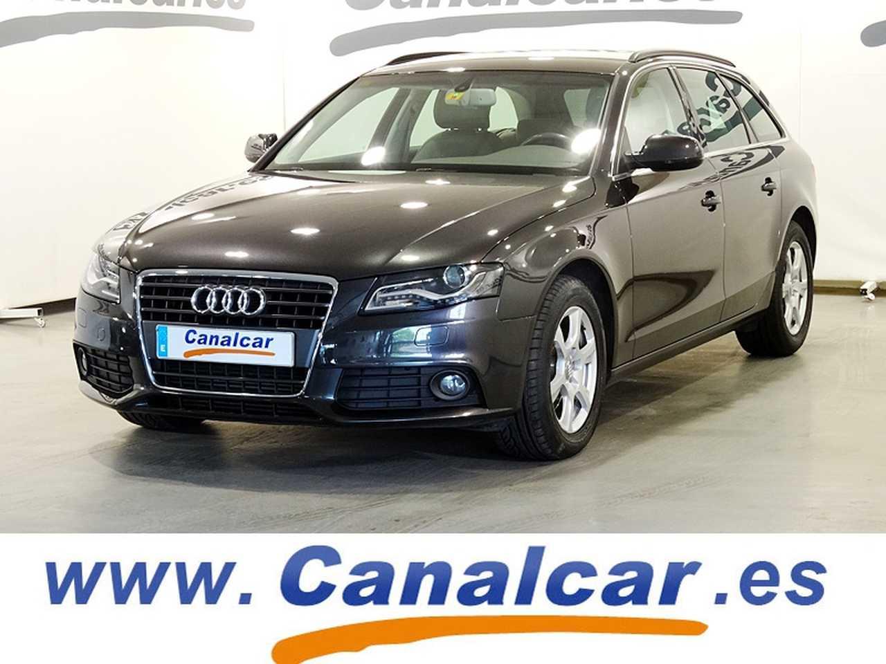 Audi A4 ocasión segunda mano 2012 Diésel por 11.675€ en Madrid