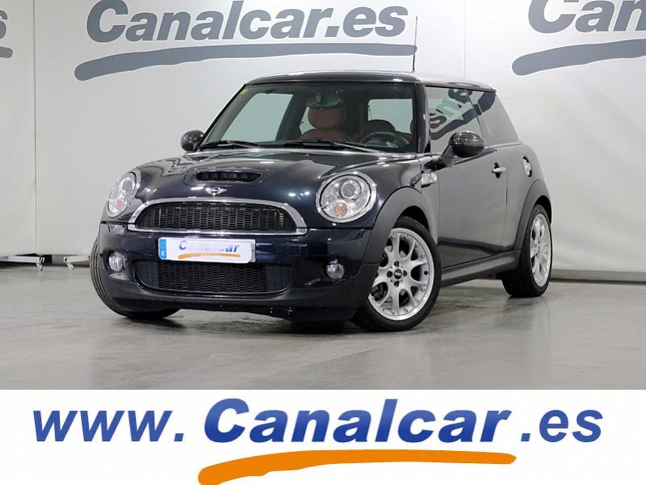 Mini Cooper ocasión segunda mano 2008 Gasolina por 8.995€ en Madrid