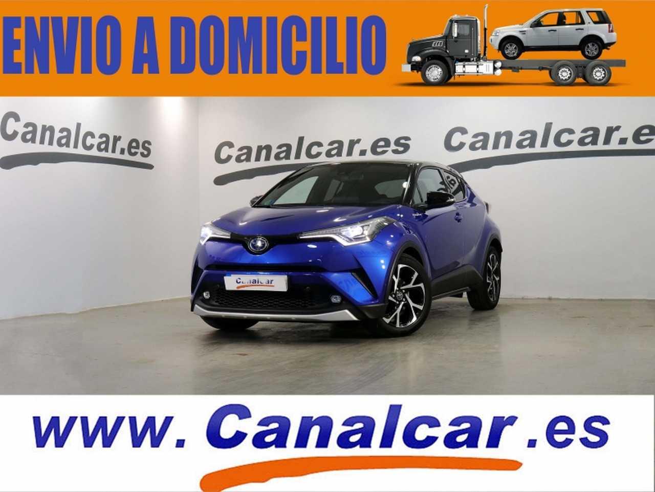 Toyota C-HR ocasión segunda mano 2017 Híbrido por 18.690€ en Madrid