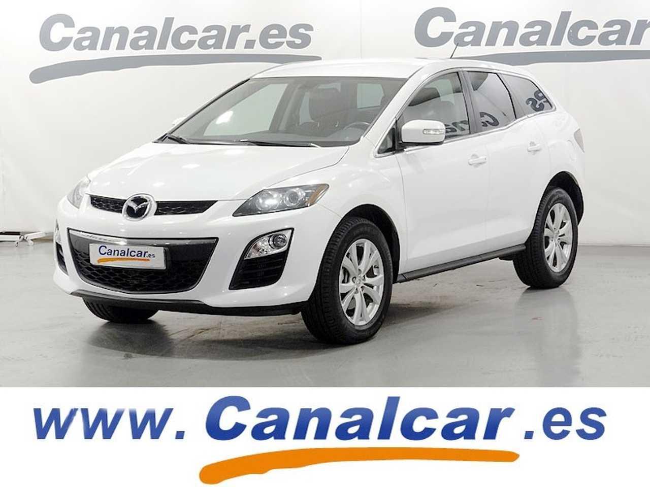 Mazda CX-7 ocasión segunda mano 2011 Diésel por 7.225€ en Madrid