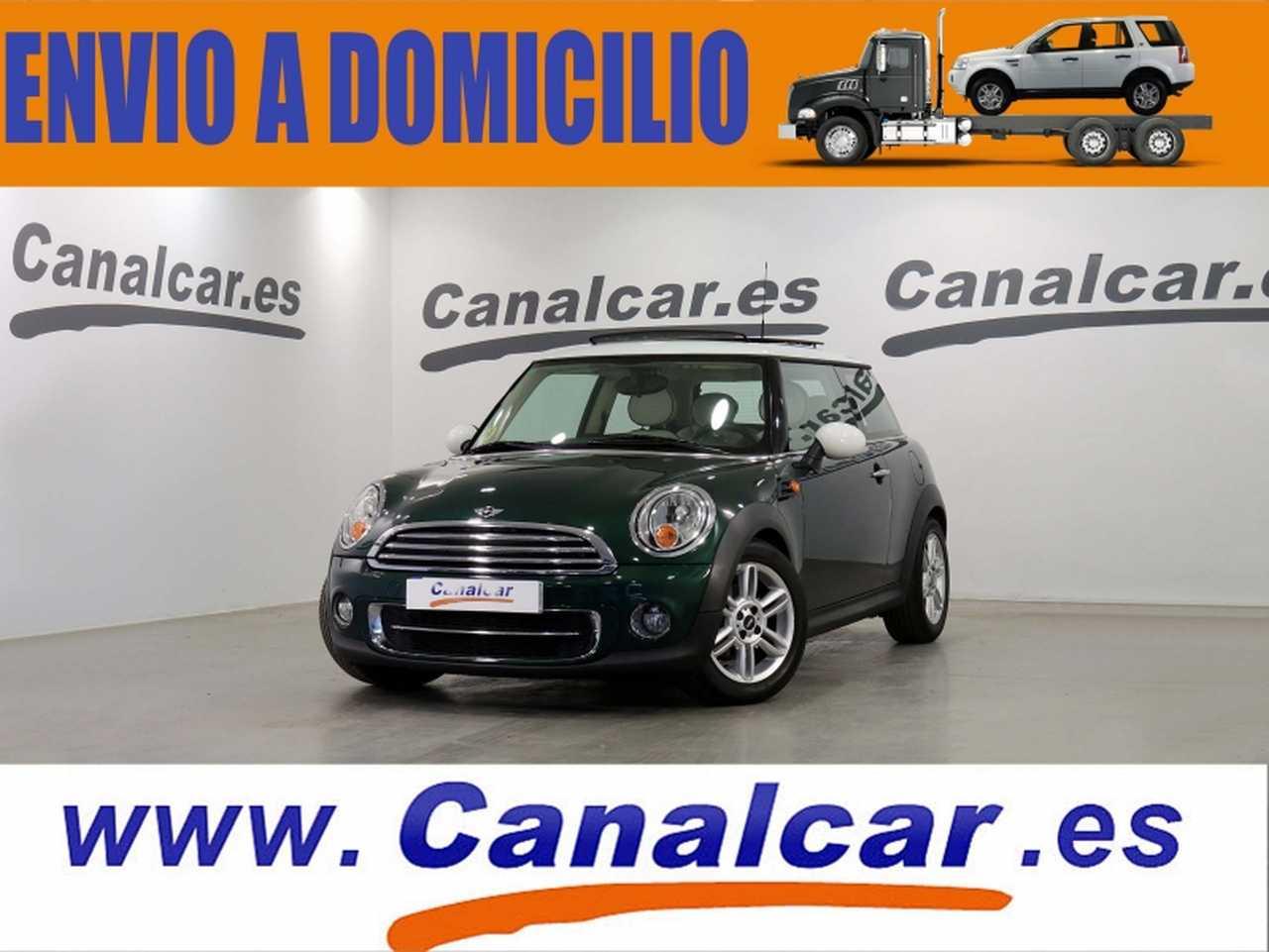 Mini Cooper ocasión segunda mano 2012 Diésel por 9.290€ en Madrid