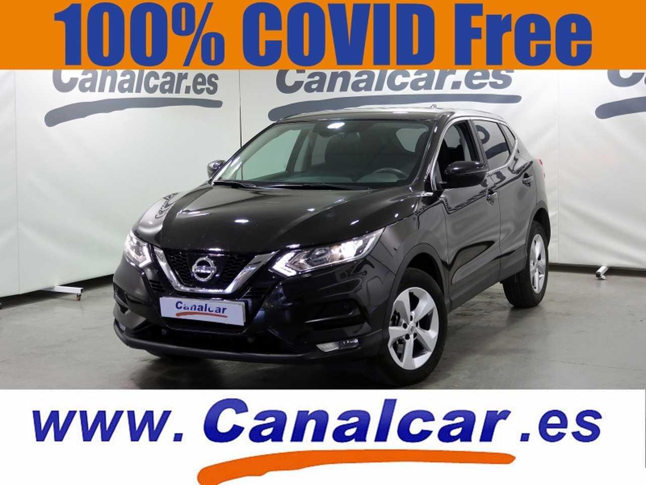 Nissan Qashqai ocasión segunda mano 2018 Gasolina por 15.575€ en Madrid