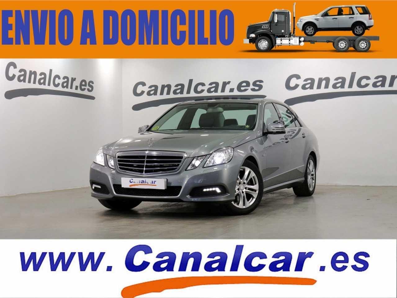 Mercedes Benz Clase E ocasión segunda mano 2009 Diésel por 12.490€ en Madrid