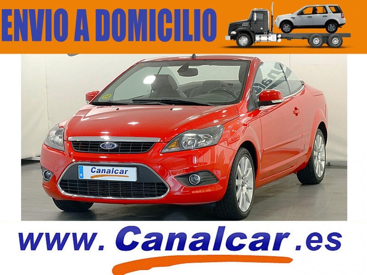 Ford Focus ocasión segunda mano 2009 Gasolina por 6.990€ en Madrid